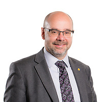 2018 10 03 Simon Thomas of Plaid Cymru appears at Magistrates Court, Aberystwyth, UK