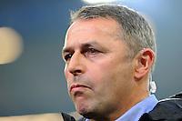 FUSSBALL   1. BUNDESLIGA    SAISON 2012/2013    11. Spieltag   FC Schalke - 04 Werder Bremen                              10.11.2012 Manager Klaus Allofs (SV Werder Bremen)