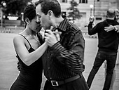 Tango on Freedom Plaza
