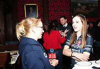 Picture by SWpix.com - 07/03/2018 - Cycling - 2018 OVO Energy Women's Tour Launch - Westminster, London, England -