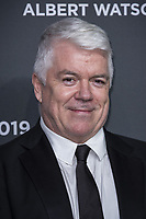 "Tim Blanks attends the gala night for official presentation of the Presentation of the Pirelli Calendar 2019 ""The cal"" held at the Hangar Bicocca. Milan (Italy) on december 5, 2018. Credit: Action Press/MediaPunch ***FOR USA ONLY***"
