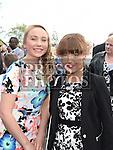 Alexandria Rudnik and Niamh Coogan who were confirmed in the Holy Family church Ballsgrove.