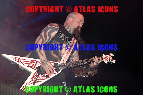 SLAYER,.Photo Credit: Eddie Malluk/Atlas Icons.com