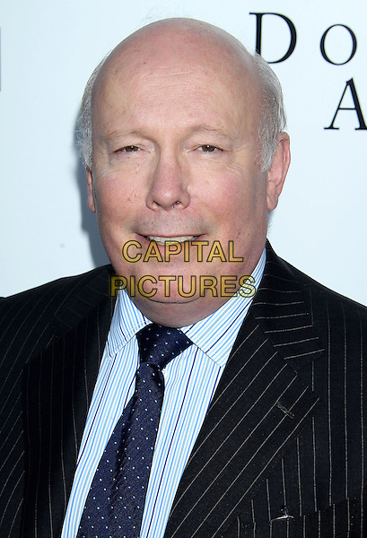 Julian Fellowes<br /> An Evening With &quot;Downton Abbey&quot; held at Leonard H. Goldenson Theatre, North Hollywood, California, USA.<br /> June 10th, 2013<br /> headshot portrait black suit blue shirt tie<br /> CAP/ADM/RE<br /> &copy;Russ Elliot/AdMedia/Capital Pictures
