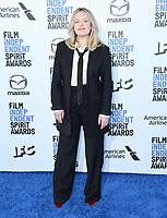 08 February 2020 - Santa Monica - Elizabeth Moss. 2020 Film Independent Spirit Awards - Arrivals held at Santa Monica Pier. Photo Credit: Birdie Thompson/AdMedia