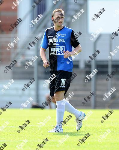 2011-07-10 / Voetbal / seizoen 2011-2012 / Rupel-Boom / Sven Van der Heyden..Foto: mpics