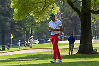 Rafael Cabrera Bello (ESP) heads to 16 during round 3 of the World Golf Championships, Mexico, Club De Golf Chapultepec, Mexico City, Mexico. 2/23/2019.<br /> Picture: Golffile | Ken Murray<br /> <br /> <br /> All photo usage must carry mandatory copyright credit (© Golffile | Ken Murray)