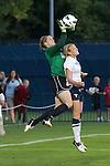 2012 BYU Women's Soccer vs #6 Penn State