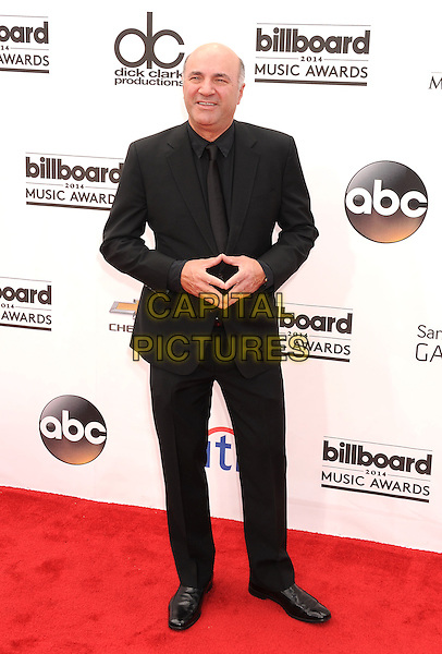 LAS VEGAS, CA- MAY 18: Canadian businessman and TV personality  Kevin O'Leary arrives at the 2014 Billboard Music Awards at the MGM Grand Garden Arena on May 18, 2014 in Las Vegas, Nevada.<br /> CAP/ROT/TM<br /> &copy;Tony Michaels/Roth Stock/Capital Pictures