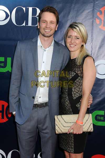 17 July 2014 - West Hollywood, California - Tyler Ritter. CBS, CW, Showtime Summer Press Tour 2014 held at The Pacific Design Center. <br /> CAP/ADM/BP<br /> &copy;Byron Purvis/AdMedia/Capital Pictures