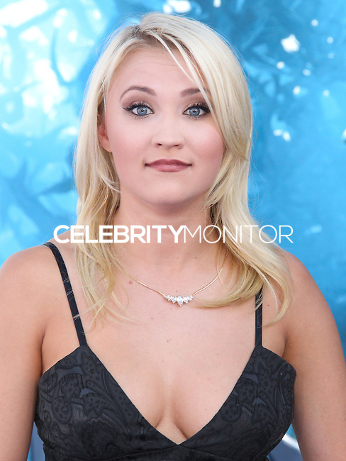 HOLLYWOOD, LOS ANGELES, CA, USA - MAY 28: Emily Osment at the World Premiere Of Disney's 'Maleficent' held at the El Capitan Theatre on May 28, 2014 in Hollywood, Los Angeles, California, United States. (Photo by Xavier Collin/Celebrity Monitor)