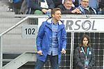 Hoffenheims Trainer Julian Nagelsmann an der Seitenlinie beim Spiel in der Fussball Bundesliga, TSG 1899 Hoffenheim - VfL Wolfsburg.<br /> <br /> Foto &copy; PIX-Sportfotos *** Foto ist honorarpflichtig! *** Auf Anfrage in hoeherer Qualitaet/Aufloesung. Belegexemplar erbeten. Veroeffentlichung ausschliesslich fuer journalistisch-publizistische Zwecke. For editorial use only.