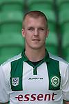 Martijn van der Laan of FC Groningen,