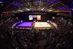 British Gymnastics Championship Series 2017<br /> General view of the Liverpool Echo Arena.<br /> ©Steve Pope <br /> Sportingwales
