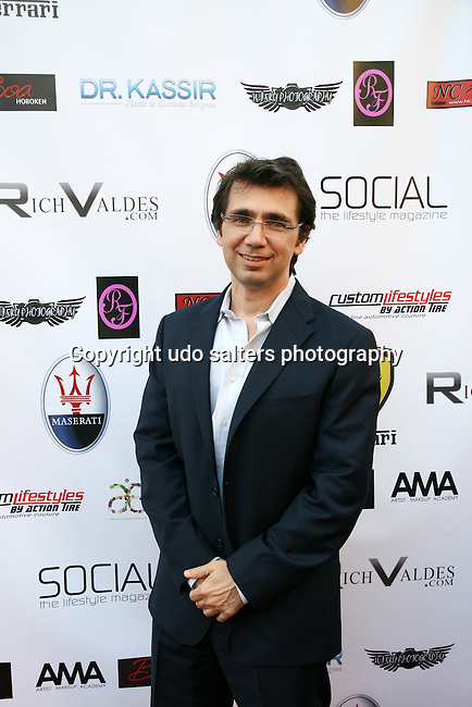 Ramtin Kassir, M.D. of Mona Lisa Cosmetic Surgery Center Attends Metropolitan Bikini Fashion Weekend 2013 Held at BOA Sponsored by Social Magazine, Maserati and Ferrari, Hoboken NJ