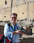 Rick captures the pueblo remains and cliff dwellings at Bandelier National Monument, in Frijoles Canyon near Los Alamos and Santa Fe, New Mexico.   © Rick Collier