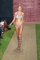Rebekah Keida at Julia Veli Swimwear Show during Funkshion Fashion Swim Week 2013 at Miami Beach, FL on July 19, 2012