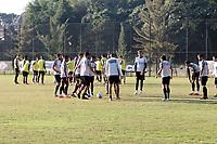 CAMPINAS, SP 11.07.2019 - PONTE PRETA - A equipe da Ponte Preta realizou treino na tarde desta quinta-feira (11) no CT do Jd Eulina. (Foto: Denny Cesare/Código19)