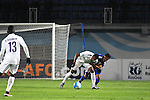 NASAF (UZB) vs AL AIN (UAE) during the 2016 AFC Champions League Group D Match Day 5 match on 19 April 2016 in Qarshi, Uzbekistan.