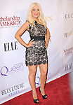 Christina Aguilera at The 2nd annual Mary J. Blige Honors Concert to benefit FFAWN's Scholarship Fund held at Hammerstein Ballroom in NY, California on May 01,2011                                                                               © 2011 Hollywood Press Agency