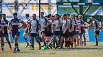 JML IRANZ vs Newedge Club during day 1 of the 2014 GFI HKFC Tens at the Hong Kong Football Club on 26 March 2014. Photo by Juan Flor / Power Sport Images