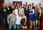 John Duddy with friends at his 30th in Bru...(Photo credit should read Jenny Matthews www.newsfile.ie)....This Picture has been sent you under the conditions enclosed by:.Newsfile Ltd..The Studio,.Millmount Abbey,.Drogheda,.Co Meath..Ireland..Tel: +353(0)41-9871240.Fax: +353(0)41-9871260.GSM: +353(0)86-2500958.email: pictures@newsfile.ie.www.newsfile.ie.