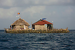 Archipielago de San Blas. Homeland of the Kuna people