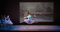 Little Dancer presented by COCA in St. Louis, Missouri on Dec 8, 2016.