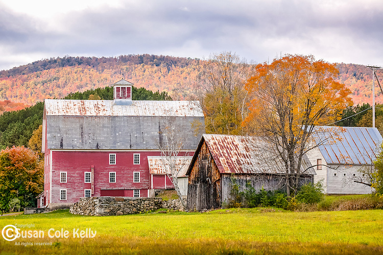 The Robinson Farm in Woodstock, VT