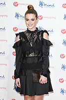 Lauren McQueen at the Virgin Money Giving Mind Media Awards at the Odeon Leicester Square, London, UK. <br /> 13 November  2017<br /> Picture: Steve Vas/Featureflash/SilverHub 0208 004 5359 sales@silverhubmedia.com
