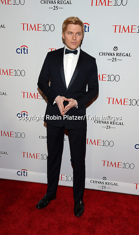 Ronan Farrow attends the TIME 100 Issue celebrating the 100 Most Influential People in the World on April 21, 2015 <br /> at Frederick P Rose Hall at Lincoln Center in New York City, New York, USA.<br /> <br /> photo by Robin Platzer/Twin Images<br />  <br /> phone number 212-935-0770