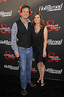 Bill Paxton and Mare Winningham at the Los Angeles premiere of 'Hatfields & McCoys' at Milk Studios on May 21, 2012 in Los Angeles, California. © mpi35/MediaPunch Inc.