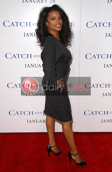 """Keesha Sharp<br />at the world premiere of """"Catch and Release"""". The Egyptian Theatre, Hollywood, CA. 01-22-07<br />Dave Edwards/DailyCeleb.com 818-249-4998"""