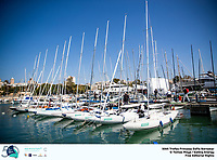 The Trofeo Princesa Sofia Iberostar celebrates this year its 50th anniversary in the elite of Olympic sailing in a record edition, to be held in Majorcan waters from 29th March to 6th April, organised by Club Nàutic S'Arenal, Club Marítimo San Antonio de la Playa, Real Club Náutico de Palma and the Balearic and Spanish federations. ©Tomas Moya/SAILING ENERGY/50th Trofeo Princesa Sofia Iberostar<br /> 29 March, 2019.