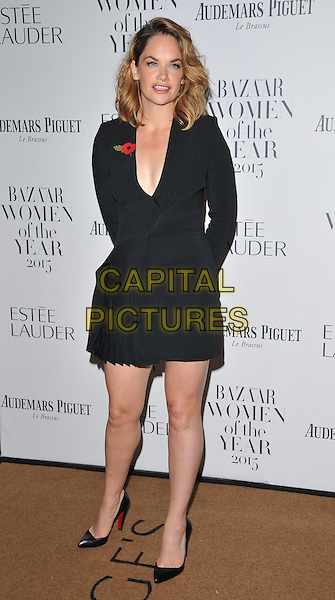 Ruth Wilson attends the Harper's Bazaar Women of the Year Awards 2015, Claridge's Hotel, Brook Street, London, England, UK, on Tuesday 03 November 2015. <br /> CAP/CAN<br /> &copy;Can Nguyen/Capital Pictures