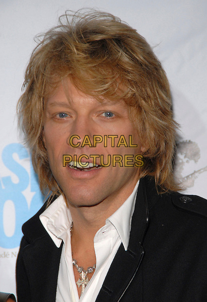 JON BON JOVI .Conde Nast Media Group's Third Annual Fashion Rocks Concert at Radio City Music Hall, New York, NY, USA,.7 September 2006..portrait headshot .Ref: ADM/PH.www.capitalpictures.com.sales@capitalpictures.com.©Paul Hawthorne/AdMedia/Capital Pictures. *** Local Caption ***