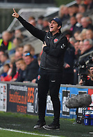 Fleetwood Town's Manager Joey Barton<br /> <br /> Photographer Dave Howarth/CameraSport<br /> <br /> The EFL Sky Bet League One - Fleetwood Town v Sunderland - Tuesday 30th April 2019 - Highbury Stadium - Fleetwood<br /> <br /> World Copyright © 2019 CameraSport. All rights reserved. 43 Linden Ave. Countesthorpe. Leicester. England. LE8 5PG - Tel: +44 (0) 116 277 4147 - admin@camerasport.com - www.camerasport.com