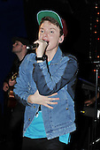 Apr 24, 2012: CONOR MAYNARD - Dingwalls London