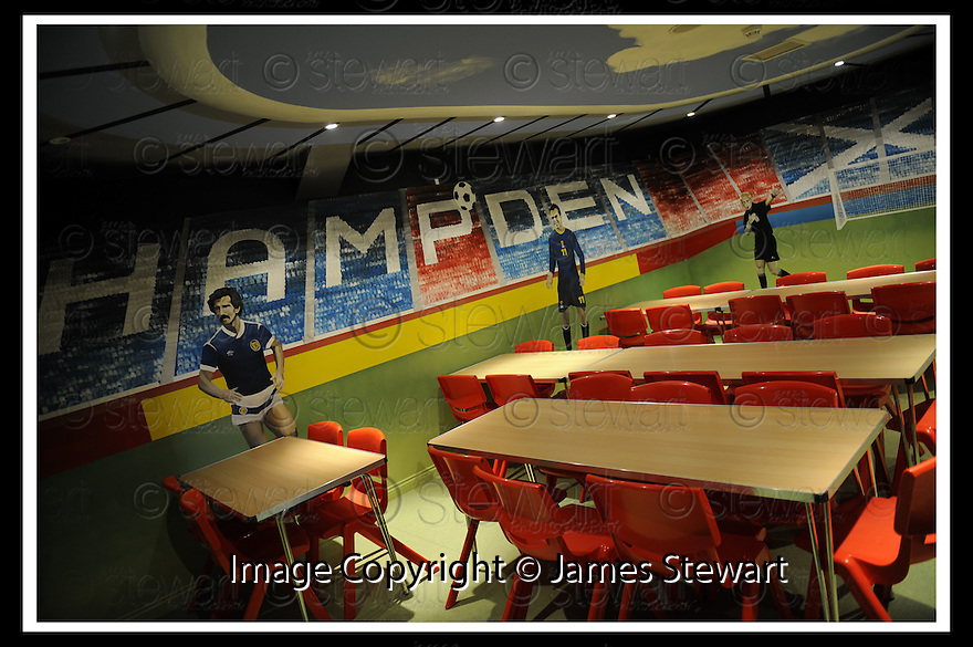 03/05/2009  Copyright  Pic : James Stewart.20_the_buzz.**** FREE FIRST USE WHEN USED IN RELATION TO  OPENING OF THE BUZZ ****.THE UK'S LARGEST SOFT PLAY AND LASER QUEST ARENA OPENS IN FALKIRK...... .THE HAMPDEN ROOM..... ONE OF THE PRIVATE PARTY ROOMS......For more information contact Jonathan Kennedy or Alison Jack at Wave PR on 0141 303 8390 / 07803 137262..James Stewart Photography 19 Carronlea Drive, Falkirk. FK2 8DN      Vat Reg No. 607 6932 25.Telephone      : +44 (0)1324 570291 .Mobile              : +44 (0)7721 416997.E-mail  :  jim@jspa.co.uk.If you require further information then contact Jim Stewart on any of the numbers above.........