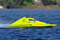 "Marty Hammersmith, Y-4 ""Nauti-Buoy Racing""  (1 Litre MOD hydroplane(s)"