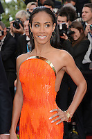 "Jada Pinkett Smith  attending the ""Madagascar III"" Premiere during the 65th annual International Cannes Film Festival in Cannes, France, 18.05.2012..Credit: Timm/face to face/MediaPunch Inc. ***FOR USA ONLY***"