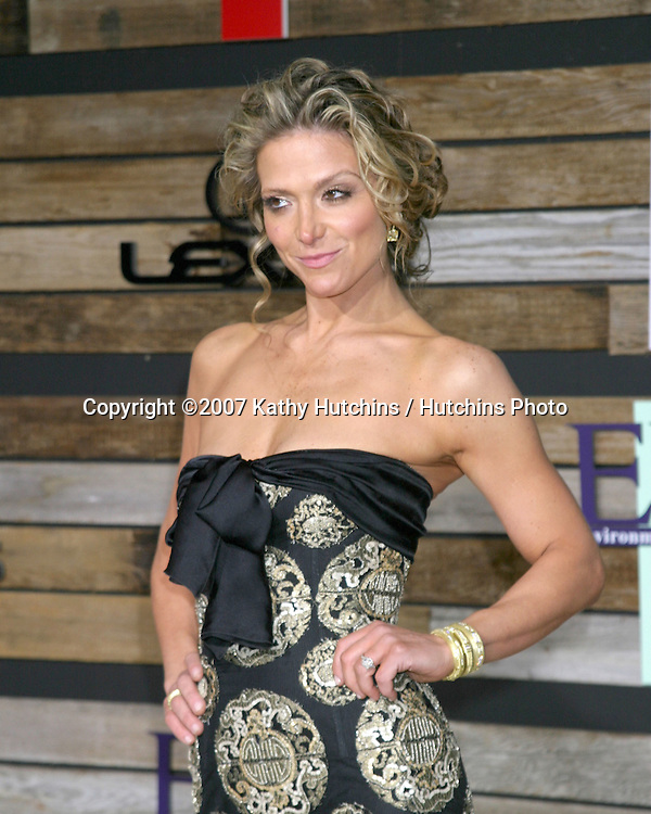 Debbie Matenopoulos .E! / EMA Post Golden Globe Party.Beverly Hills,  CA.January 14, 2007.©2007 Kathy Hutchins / Hutchins Photo.