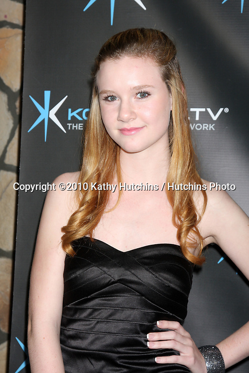 """LOS ANGELES - DEC 14:  Madisen Beaty attends the """"Miss Behave"""" Season Two Premiere Party at Flappers Comedy Club on December 14, 2010 in Burbank, CA."""