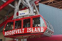 2011-07-15 Modernized Roosevelt Island Tram in New York City