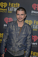 MIAMI, FL - NOVEMBER 05: Juanes attends iHeartRadio Fiesta Latina at American Airlines Arena on November 5, 2016 in Miami, Florida.Credit: MPI10 / MediaPunch
