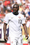 29 May 2010: Jozy Altidore (USA). The United States Men's National Team defeated the Turkey Men's National Team 2-1 at Lincoln Financial Field in Philadelphia, Pennsylvania in the final home warm up match to the 2010 FIFA World Cup in South Africa.