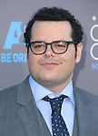 Josh Gad<br />  attends The 20th ANNUAL CRITICS' CHOICE AWARDS held at The Hollywood Palladium Theater  in Hollywood, California on January 15,2015                                                                               © 2015 Hollywood Press Agency