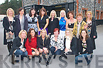 Maxine McSweeney Cork, front row third from left, celebrates her hen party with her friends at the Killarney Court Hotel on Saturday   Copyright Kerry's Eye 2008