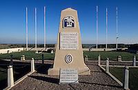 Europe/France/Normandie/Basse-Normandie/50/Manche/Utah-Beach: Monument du débarquement allié du 6 juin 1944