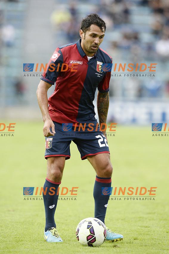 Mario Santana Genoa <br /> <br /> Brescia 26-07-2014 Stadio Mario Rigamonti  <br /> Calcio 2014/2015 Brescia - Genoa <br /> Foto Daniele Buffa / Image/ Insidefoto